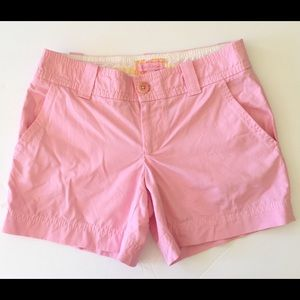 Lilly Pulitzer shorts pink size 0